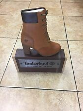 NEW WOMEN'S TIMBERLAND GLANCY 6IN WHT TB0A18ZH *ALL SIZES*