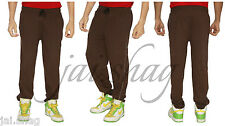 100% COTTON HOSIERY MENS Soft LOWER with Full Comfort, Boy's Pajama Track Pants