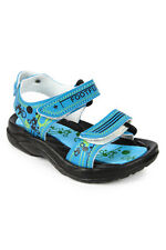Liberty  Footfun JIMMY-05 BLUE FLOATERS Straps Boys Sandal  (JIMMY-05 BLUE)