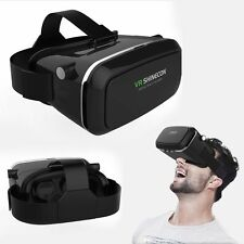 "3D VR BOX SHINECON OCCHIALI REALTA' VIRTUALE VIRTUAL REALITY PER 3.5-6"" telefono"