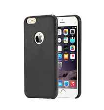 """For iPhone 7 4.7"""" Ultra Thin Genuine PU Leather Soft Back Case Cover Skin"""