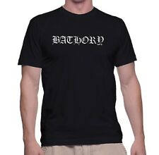 BATHORY T-SHIRT / SPEED-THRASH-BLACK-DEATH METAL