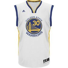 Adidas Canotta Nba Casa Golden State Stephen Curry Uomo Basket Canotte Maglie