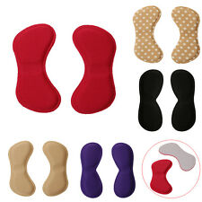 1 Pair of Sponge Heel Grip Back Liner Shoe Insole Pad Foot Care Protector Insole