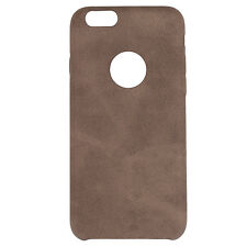 Ultra Slim Soft Silicone TPU Leather Texture Cover Case for Apple iphone 6/6S