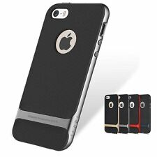 Rock Royce Case Double Layer Incredibly sleek Cover Case for Apple iPhone 5 5S