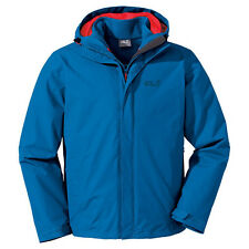 Jack Wolfskin Crash´n Ice herren Doppeljacke 3in1 Innenjacke Fleece warm lesen!!