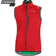 gilet GORE BIKE WEAR ELEMENT WINDSTOPPER® SOFT SHELL rosso