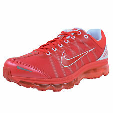NIKE AIR MAX 2009 RUNNING SHOES ACTION RED ACTION RED 486978 600