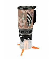 JETBOIL FLASH 1L PERSONAL COOKING SYSTEM JET BOIL PORTABLE PCS CAMP STOVE