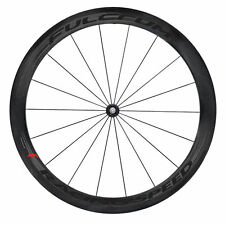 Fulcrum Racing Speed H.50 Dark Carbon Tubular Wheelset - Cycling Wheels