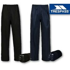unisex Trespass Pantalones Impermeables Packaway Sobre Hombres Mujeres