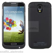 BLACK 3200mah External Battery Charger / Power Bank for Samsung Galaxy S4 i9500