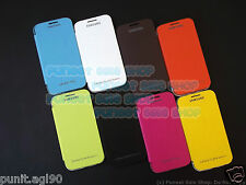 Flip Cover Case Hard Back For Samsung Galaxy Grand Quattro i8552 - Colored