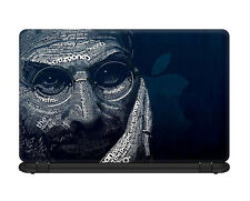 Ownclique Steve Jobs Tpographic Laptop Skin for 17 inches laptop -OC3R4LS112