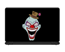 Ownclique Scary Joker Artistic Laptop Skin for 14.1 inches laptop -OC6R2LS40