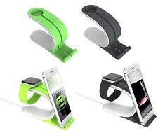 Apple iWatch iPHONE LOCA 2 IN 1 Charging Dock stand Holder Apple Watch 38mm 42mm