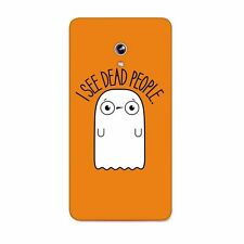 Ownclique Ghost See Dead People Mobile Cover for ASUS zenFone 5