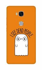 Ownclique Ghost See Dead People Mobile Cover for Honor5X