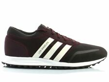 Scarpe/Shoes Adidas Sneakers Uomo Los Angeles Maroon n.41 42 43 44 45 46