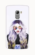 Ownclique Fresh as Hell Mobile Cover for LenovoVibe K4 Note