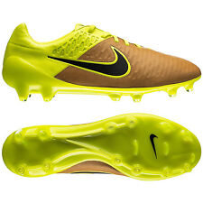 New $225 Nike Magista Opus Leather FG Tech Craft Mens Soccer Cleats, Canvas