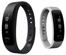 H8 Bluetooth 4.0 Fitness Tracker App-Enabled Wireless Activity Tracker Smartband