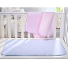 Portable Baby Infant Reusable Bamboo Diaper Nappy Changing Pad Waterproof Mat