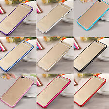 Fab Ultra Thin Aluminum Metal Bumper Frame Case Cover For iPhone 6 6S 7 Plus New