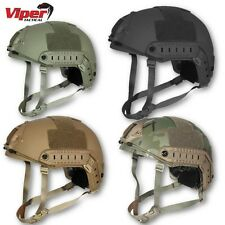 VIPER FAST HELMET AIRSOFT HEADGEAR SPECIAL OPS ARMY MILITARY PAINTBALL TACTICAL