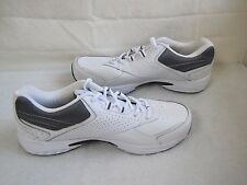 New Mens Reebok Daily Cushion RS  Walking Shoes Style V54738 4E WIDTH White