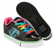 Chaussures à Roulette Heelys Motion Plus Black Hot Pink