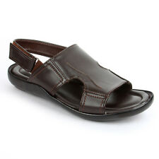 Liberty Coolers OL-116 N BROWN Men's Sandal(OL-116 N BROWN)
