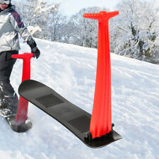 FOLDABLE SNOW SCOOTER / SKI / SLEDGE / SNOWBOARD / WINTER SPORTS COLOUR CHOICE