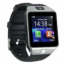DZ09 Bluetooth Smart Watch for Android iPhone Mobile Sim and memory card slot