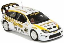 IXO RAM164 TOYOTA RAM255 FORD FOCUS model cars Monza Rally V Rossi 2004/06 1:43
