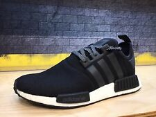 Adidas Originals NMD R1 Black White Winter Cool 3M BW0617 Men Sizes