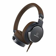 Audio-Technica ATH-SR5 On-Ear High-Resolution Audio Headphones-3 colors