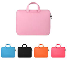 Laptop Sleeve Carry Bag Briefcase Pure Color Cover For Macbook 11/13/15 inch