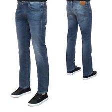 Jack & Jones Herren Jeans JJICLARK JJORIGINAL JJ 993 NOOS Regular Fit Denim Hose