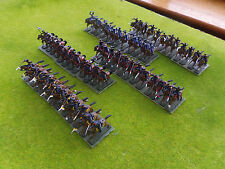 1/72 20mm painted Napoleonic Prussian cavalry