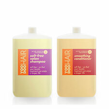 SALT FREE SHAMPOO & KERATIN CONDITIONER, BRAZILIAN TREATMENT BLOWDRY AFTERCARE
