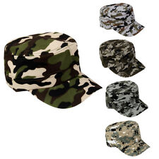 Unisex Camo Baseball Cap Hunting Outdoor Army Military Camouflage Hat Adjustable