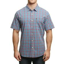 Quiksilver Everyday Check Shirt Federal Pop Quiksilver Men's Clothing