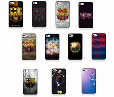 COQUE IPHONE 4/4S/5/5S/6/6+/7/7+IPOD4/5/6 Barça Football Barcelone Messi