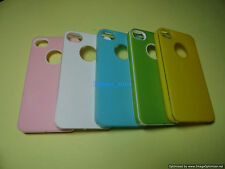 Imported Designer Candy Color Series Case Cover for Apple Iphone 4 ,4G ,4S
