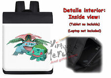 MOCHILA BULBASAUR VENUSAUR POKEMON POKEMONS backpack rucksack ES