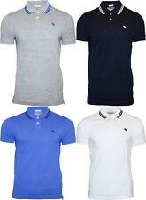 New Men's Abercrombie & Fitch Muscle Fit Polo Shirt