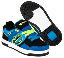 Chaussures à Roulette Heelys Flow Royal Black Lime