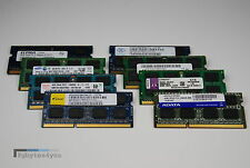Samsung Hynix Elpida Nanya RAM SO DIMM DDR3 PC3 4GB 10600S 204Pin 1333Mhz Laptop
